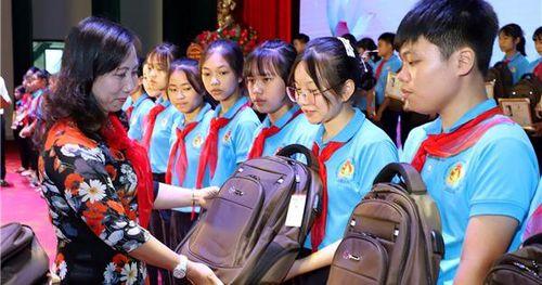 An Dương (Hải Phòng): Khen thưởng 79 cháu ngoan Bác Hồ tiêu biểu xuất sắc