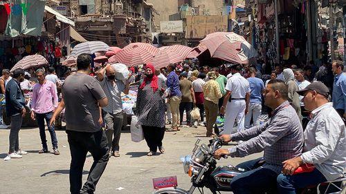 Ai Cập khởi động đăng ký tham gia cuộc bầu cử Thượng viện