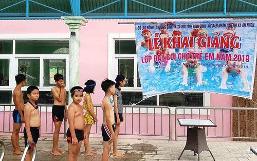 Bình Định: Triển khai nhiều hoạt động phòng, chống tai nạn thương tích trẻ em