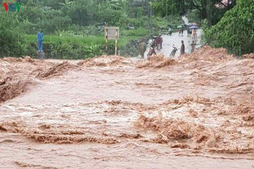 Nhiều thủy điện ở Lai Châu thông báo xả lũ