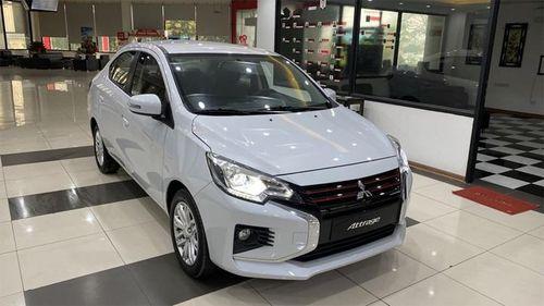 Giá xe ô tô hôm nay 13/7: Mitsubishi Attrage tặng gói bảo hiểm vật chất