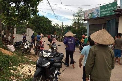 Thái Nguyên: Ô tô va chạm xe đạp, 2 học sinh thương vong