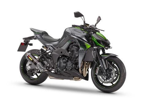 Bảng giá xe Kawasaki tháng 7/2020