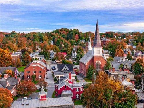 Những ngôi làng đẹp như tranh ai cũng muốn ghé thăm ở Mỹ