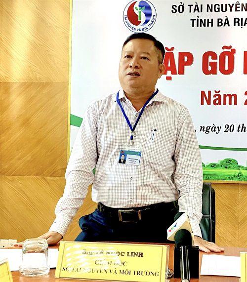 Bà Rịa – Vũng Tàu: Điều động Giám đốc Sở Tài nguyên và Môi trường làm Bí thư Huyện ủy Long Điền
