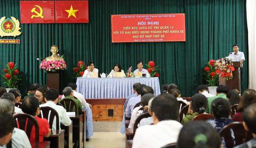 Hoàn thiện quy chế nhằm nâng cao chất lượng giám sát của HĐND TPHCM