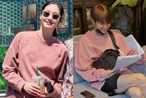 Bằng chứng Lee Min Ho hẹn hò sao nữ 'Quân vương bất diệt' Kim Go Eun