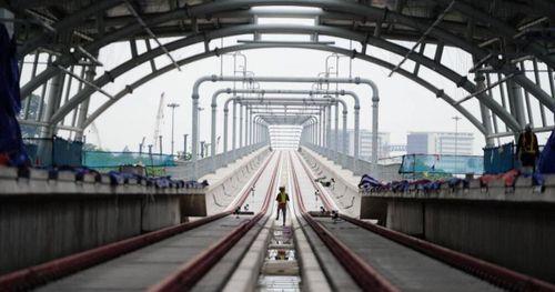 58 học viên được đào tạo lái tàu tuyến metro Bến Thành - Suối Tiên