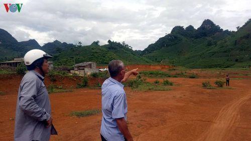 Tranh chấp đất ở nhà máy chế biến sắn: Sơn La sớm xác định chủ sở hữu