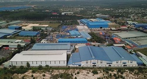 Nhiều sai phạm tại khu vực quy hoạch Cụm công nghiệp Phước Tân