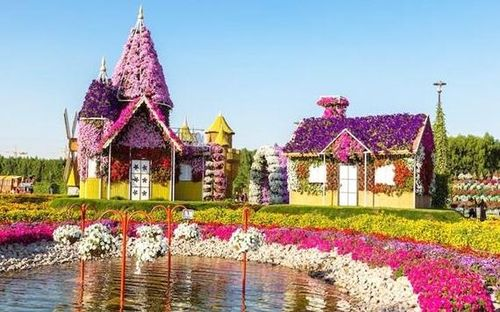 Những khu vườn ấn tượng trên thế giới