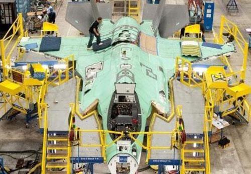 Mỹ buộc phải nối lại dùng linh kiện Thổ Nhĩ Kỳ cho F-35