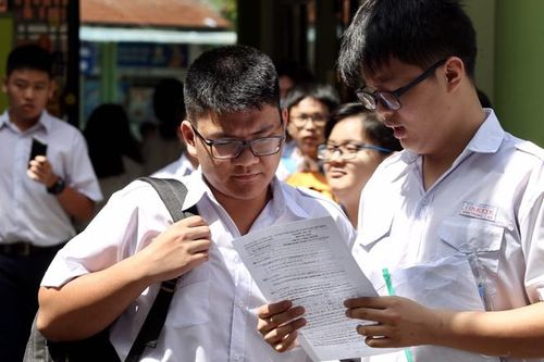TP Hồ Chí Minh: Kỳ thi tuyển sinh 10 diễn ra an toàn, nghiêm túc