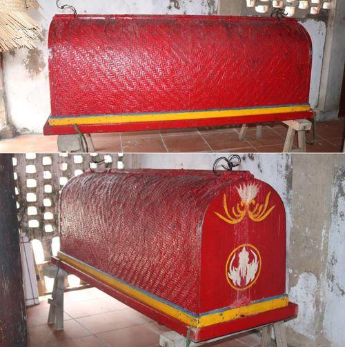 Giải mã tục dùng chung áo quan khi chết và những điều kỳ bí ở Nhà Lớn Long Sơn