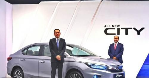 Honda City 2020 đẹp long lanh giá từ hơn 300 triệu đồng vừa trình làng có gì hay?