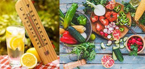 Những phương pháp đơn giản giúp khỏe mạnh vào mùa hè