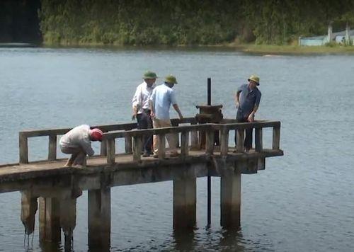 Quảng Bình: Nhiều hồ đập không đảm bảo an toàn