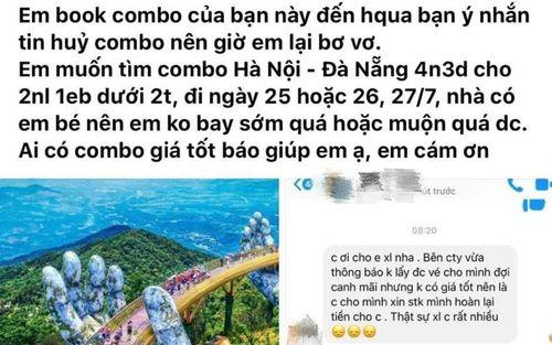 Hà Nội: Chủ phòng vé 'bốc hơi' sau khi bán được hàng chục tỷ tiền combo du lịch giá rẻ đi Nha Trang, Đà Nẵng