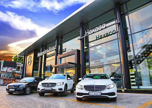 Đơn vị phân phối Mercedes-Benz (Haxaco) báo lãi giảm đến 70% trong quý 2