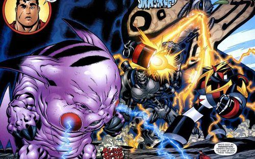 Harry Potter, Vegeta và những nhân vật nổi tiếng từng xuất hiện trong vũ trụ Marvel và DC (P.2)
