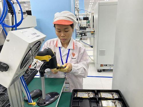 Ngành công nghiệp chế biến, chế tạo: Giảm áp lực tồn kho