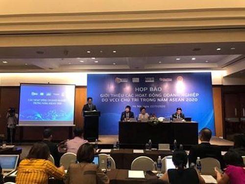 Nhiều hoạt động doanh nghiệp trong năm ASEAN 2020