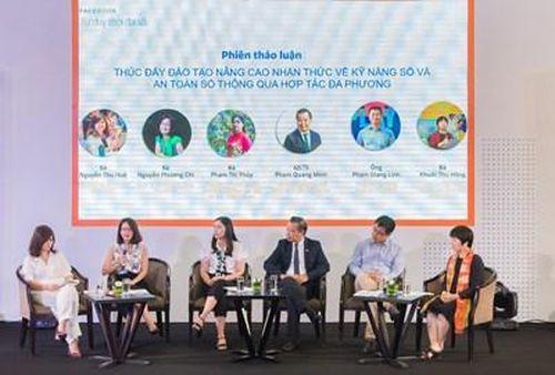 Khởi động chương trình 'Tư duy thời đại số' và An toàn số cho thế hệ trẻ Việt Nam