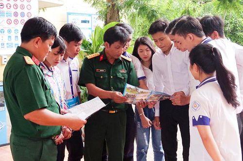 Nâng cao chất lượng tuyển sinh quân sự
