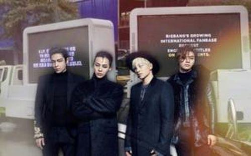 Bộ sưu tập 'xe tải đèn LED' nhà YG tiếp tục gia tăng: Lần này đến lượt fan Big Bang nổi đóa
