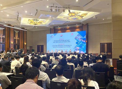 Doanh nghiệp Việt Nam vẫn khó tham gia vào chuỗi cung ứng toàn cầu