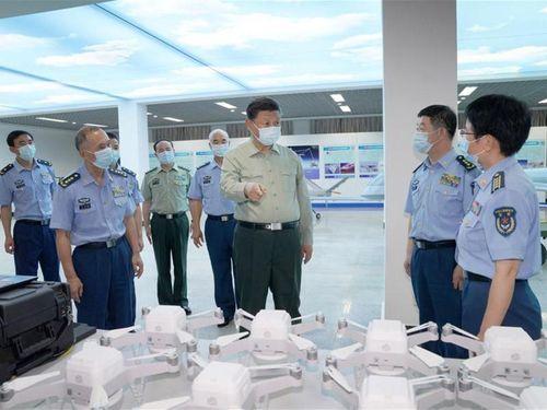 Sau Mỹ, đến lượt Trung Quốc chú trọng máy bay không người lái