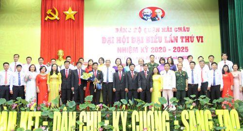 Ông Lương Nguyễn Minh Triết tái cử Bí thư Quận ủy Hải Châu