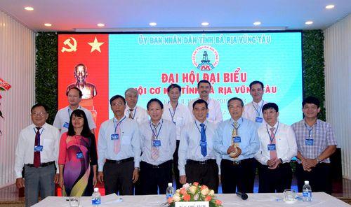 Đại hội Đại biểu Hội Cơ khí tỉnh khóa II, nhiệm kỳ 2019-2024