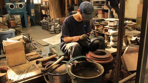 Đổi mới sản phẩm làng nghề ở các nước châu Á