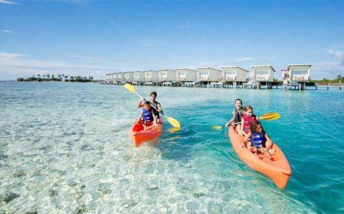 Maldives - ''thiên đường'' trở lại