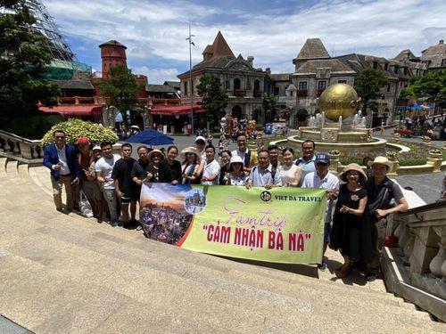 Tạm dừng toàn bộ tour du lịch có điểm đến là Đà Nẵng