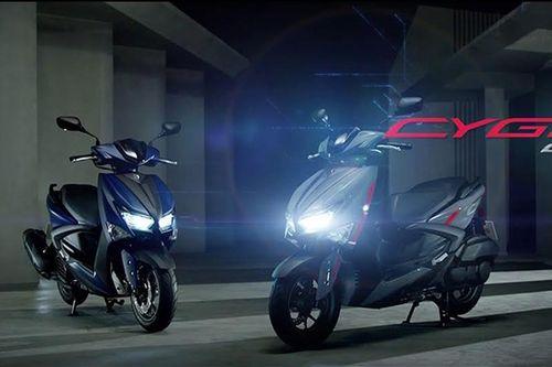 Ra mắt Yamaha Cygnus Gryphus 125 'uống' chỉ 2,05 lít xăng/100km