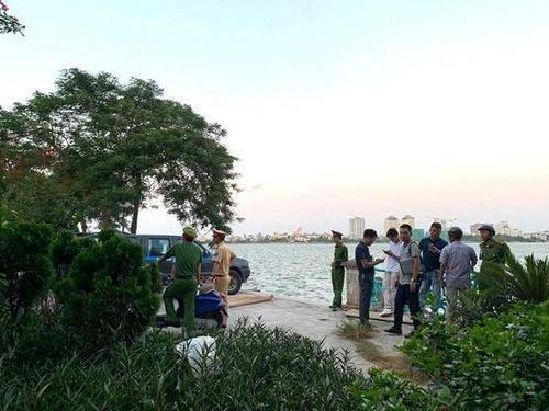 Thi thể thiếu nữ được phát hiện ở hồ Tây: Nạn nhân quê ở Nghệ An