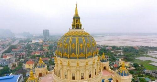 Ngắm cung điện nghìn tỷ của đại gia Ninh Bình, long lanh như cổ tích