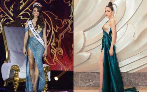 Hoa hậu Việt hóa bản sao Catriona Gray, Ngân Anh bị tẩy chay, Hương Giang thắng đậm cả 2 lần