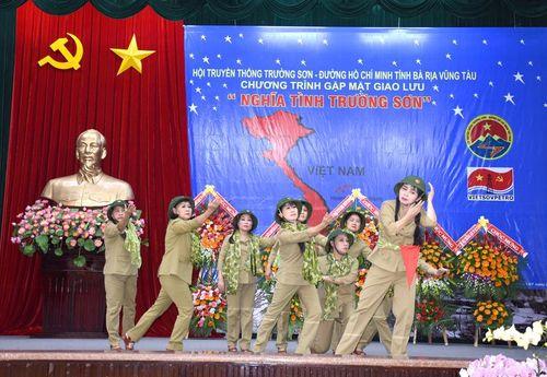 Họp mặt kỷ niệm 61 năm ngày mở đường Trường Sơn - đường Hồ Chí Minh