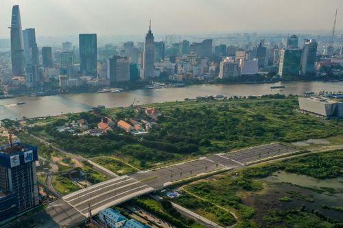 TP.HCM điều chỉnh quy hoạch khu tái định cư cho dân Thủ Thiêm