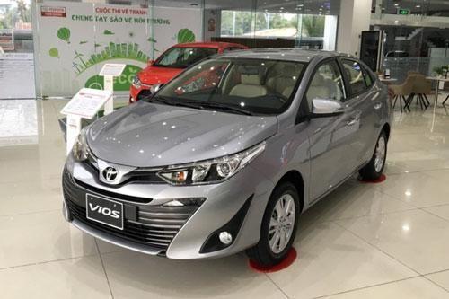 Phân khúc xe hạng B nửa đầu năm 2020: Toyota Vios bỏ xa Hyundai Accent
