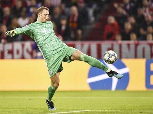 Manuel Neuer: 'Tôi là thủ môn giỏi nhất'