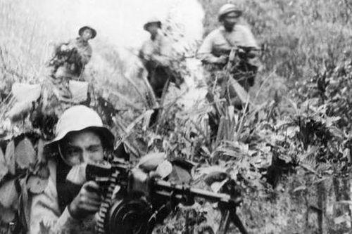 Khi lính đặc nhiệm Mỹ ưa thích khẩu trung liên Liên Xô trong chiến tranh Việt Nam
