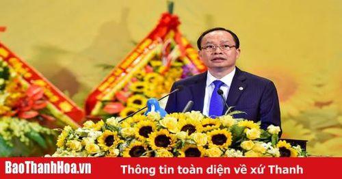 Diễn văn của đồng chí Bí thư Tỉnh ủy Trịnh Văn Chiến tại Lễ kỷ niệm 90 năm ngày thành lập Đảng bộ tỉnh Thanh Hóa