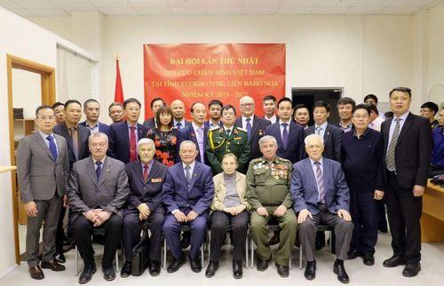 Hội Cựu chiến binh - Nghĩa tình đồng đội ở xứ người