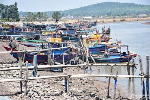 Nghệ An: Tàu thuyền thiếu nơi tránh, trú bão