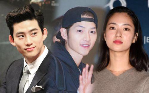 Ok Taecyeon (2PM) đóng vai phản diện, đối đầu Song Joong Ki: Tạo mối tình tay ba với Jeon Yeo Bin?