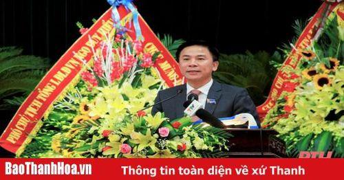 Bài phát biểu của Phó Bí thư Thường trực Tỉnh ủy Đỗ Trọng Hưng tại Đại hội Đảng bộ huyện Thiệu Hóa lần thứ XX